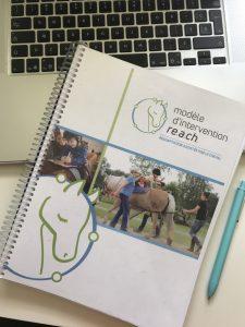 Cahier de formation sur le modèle d'intervention re.a.ch pour ergothérapeutes, physiothérapeutes, orthophonistes